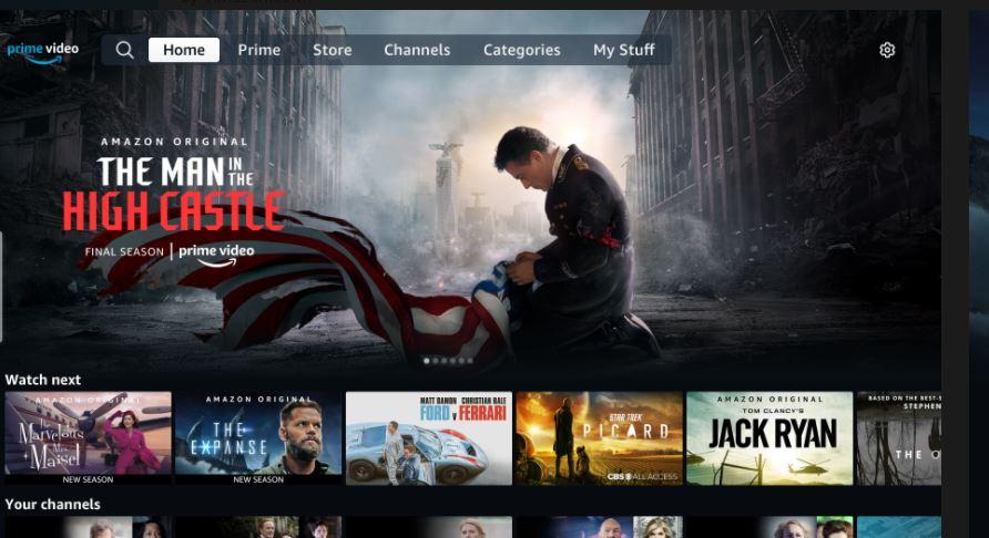 Prime Video Amazon Fire TV min