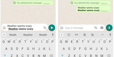Use WhatsApp Bold Text font in chat min