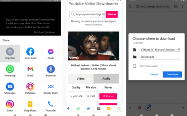 Download Youtube videos free on Smartphone and desktop