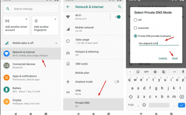Get Rid of Ads in Android While browsing Internet