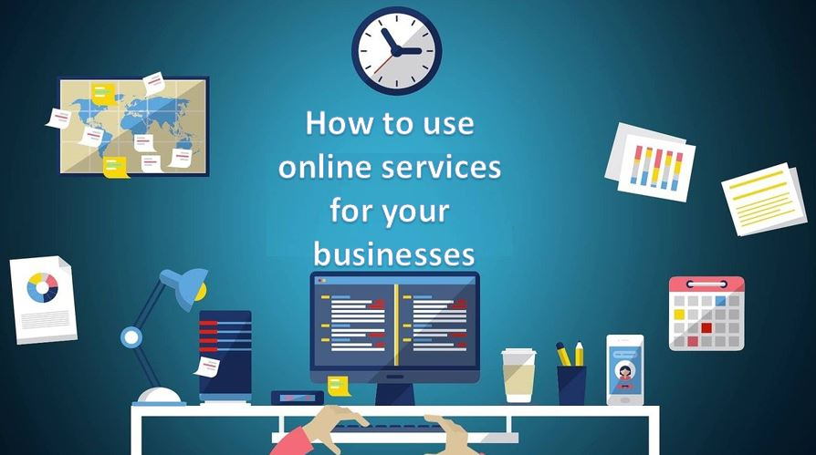 How to use online services for your businesses to grow it faster and bigger min