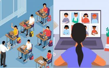 Online vs Offline Education in India A battle unwon min