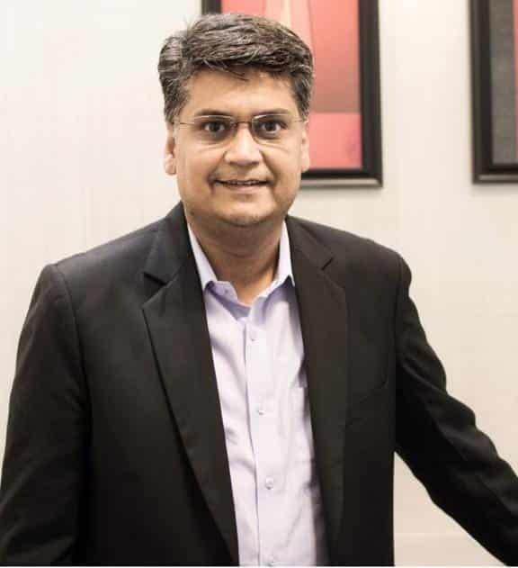 Rajendra Seksaria Chief Managing Director Balaji Solutions Private Lim... min