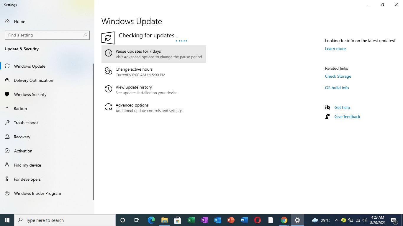 Como pausar atualizações no Windows 10 em 3 etapas