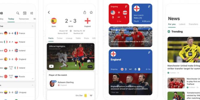 Football News FotMob app