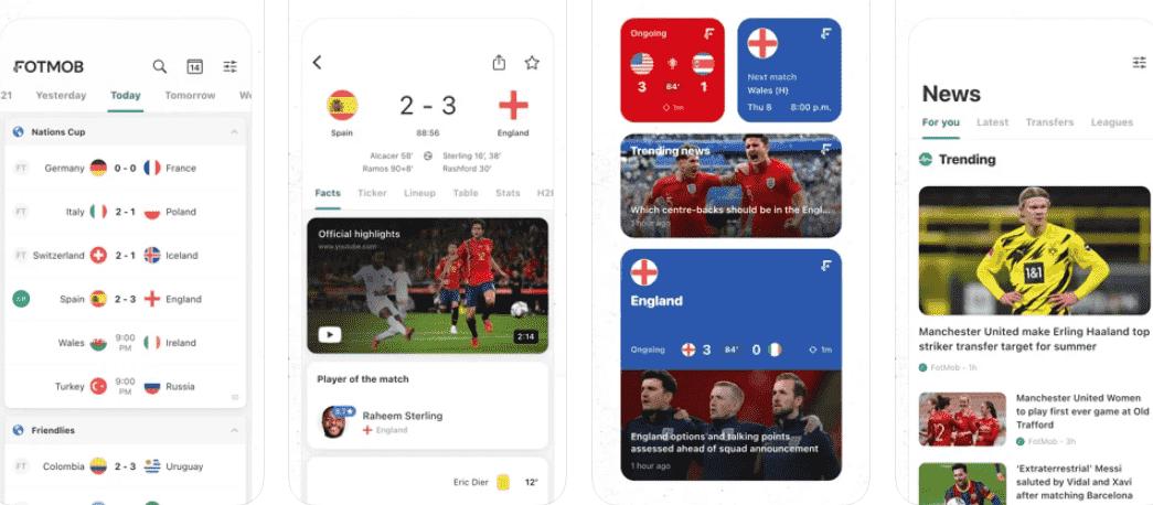 Football News FotMob
