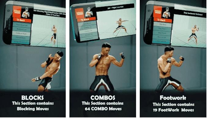 MMA Trainer ufcmmaufc gymfight home training