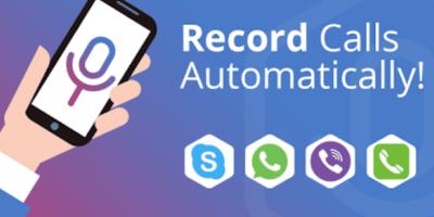 record voice calls on Whatsapp