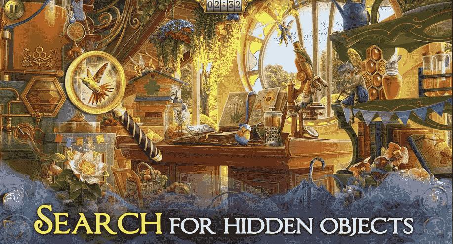Hidden City Hidden Object Adventure game