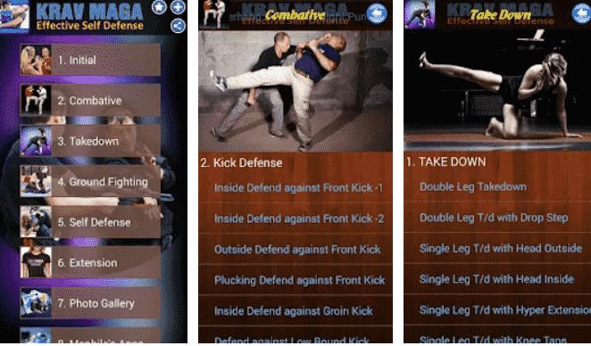 Krav Maga self defence min