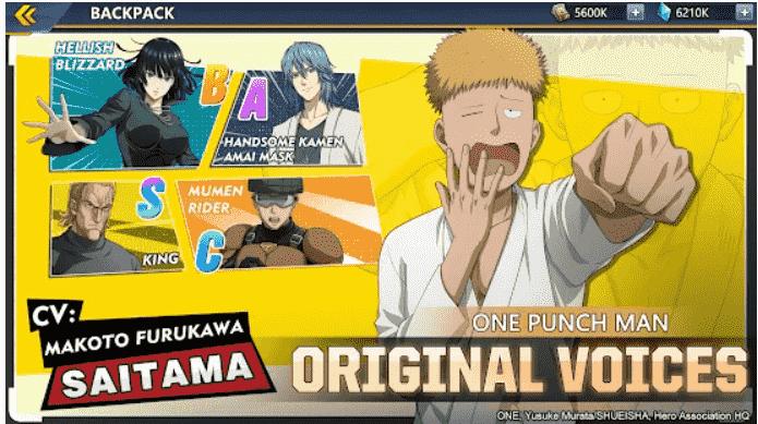 One Punch Hero min